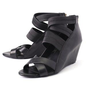 BCBGeneration Cathleen Wedge Sandal NWOT Sz 8 & 9